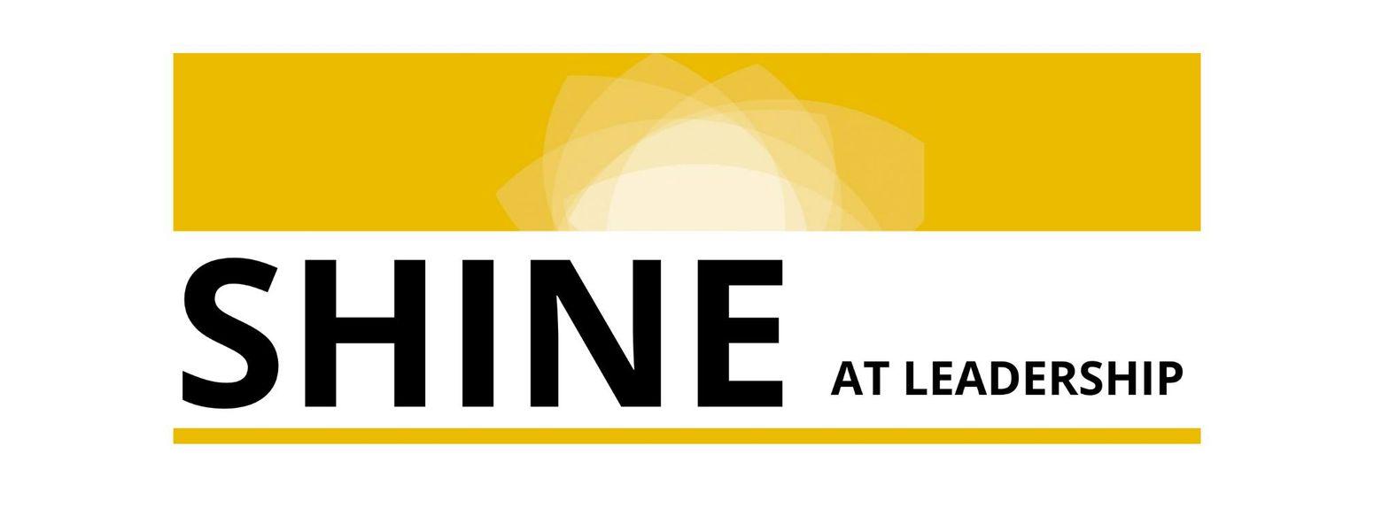 SHINE at Leadership Logo